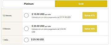 BrazilCupid Gold